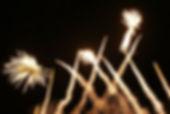 Glissner Feuerwerk auf der Hochzeitsmesse your wedding party