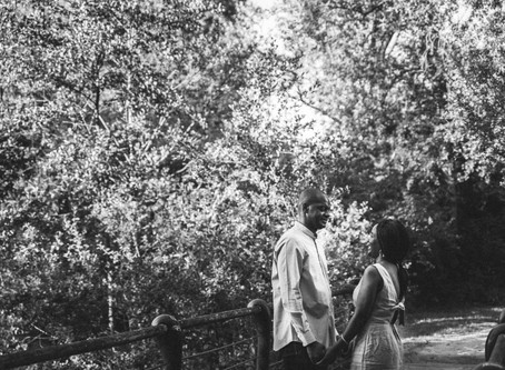 Love session - Armelle & Bertrand
