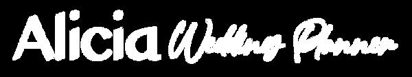 alicia wedding planner - logo aligné .pn