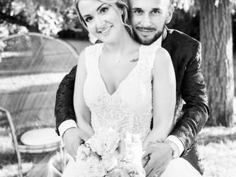 Reportage mariage : Mélanie & Steven : samedi 1er juin 2019 :
