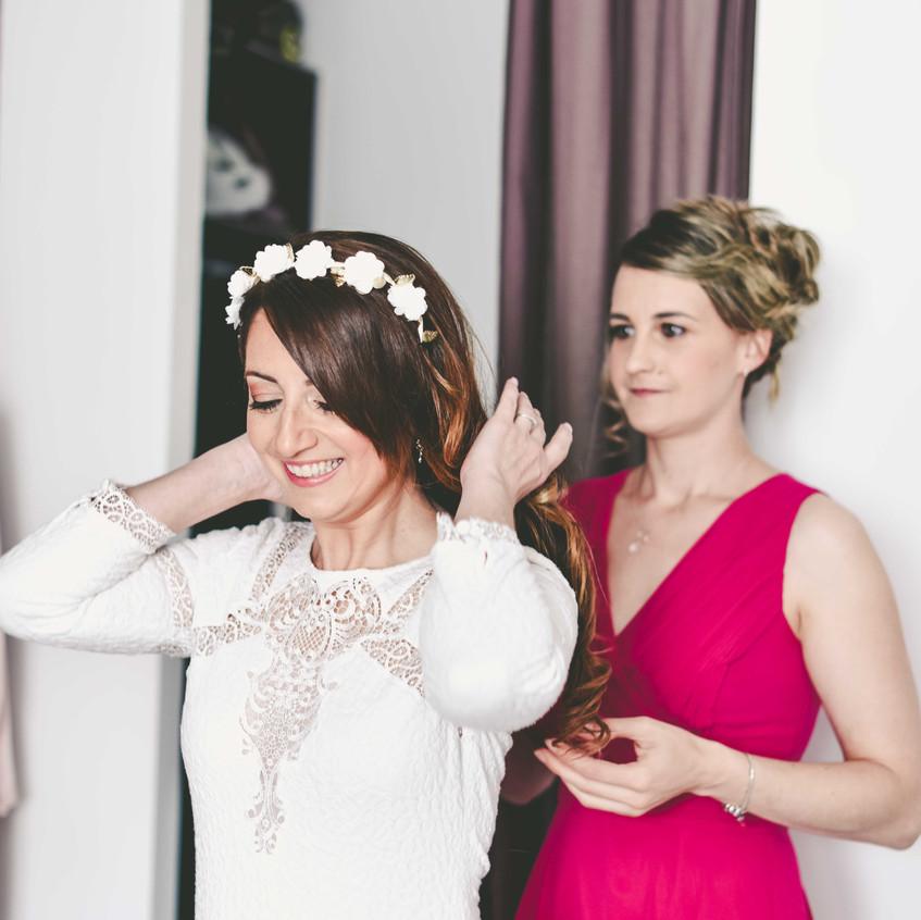 les témoins de la mariée - ally pop - wedding planner - emmanuelle aaron