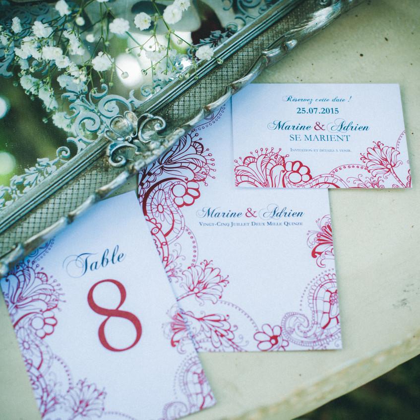 menu mariage - papeterie mariage - ally pop - wedding planner paris -des petits mo - pictorelle