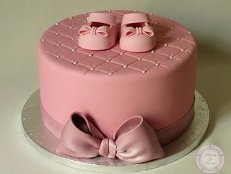 Baby : gâteau personnalisé