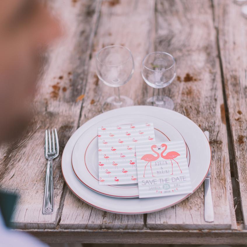 menu mariage - papeterie mariage - ally pop - wedding planner paris - mael lambla