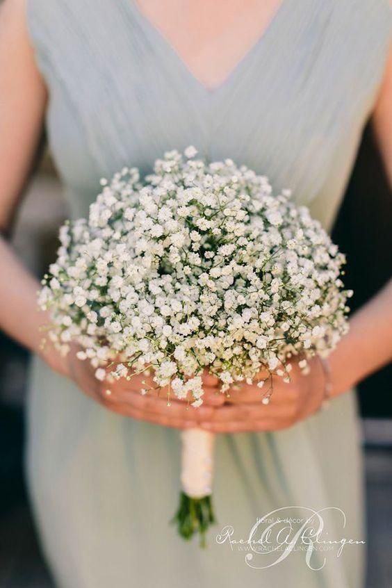 gypsophile mariage - wedding flowers - ally pop - wedding planner - pinterest