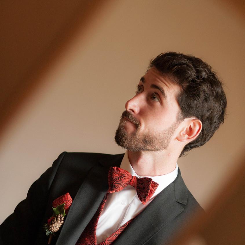 boutonnière marié - ally pop - wedding planner seine et marne - wedding planner paris - sabrina godermert