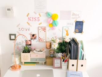 Mon petit bureau