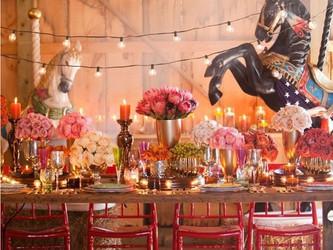 Inspiration : mariage circus