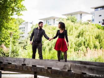 Séance engagement Soraia & José