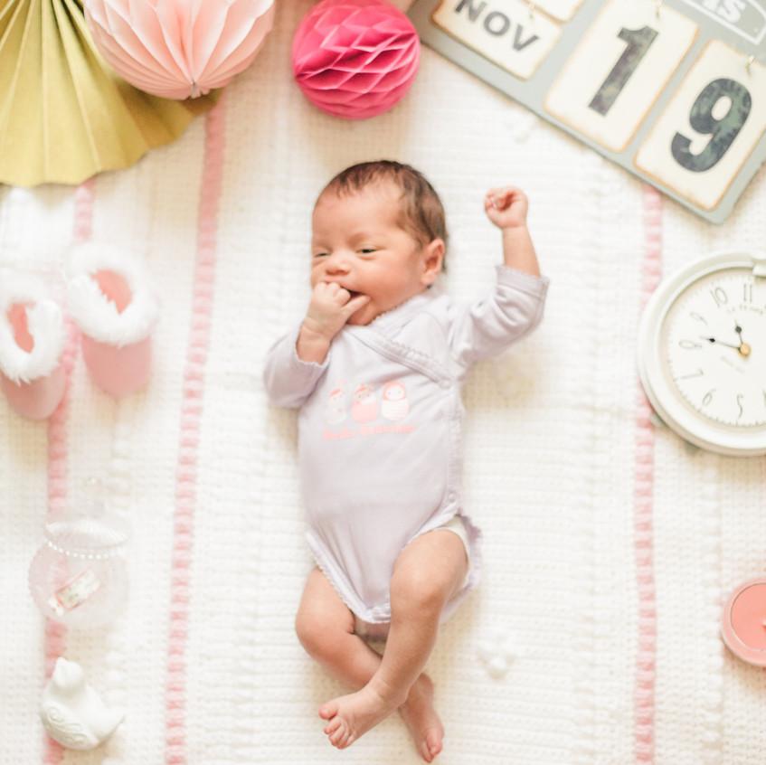 séance naissance - décoration - pompons - ally pop - wedding planner paris - seine et marne - celine chan