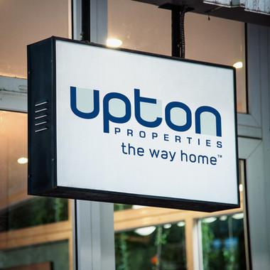 Upton Properties logo