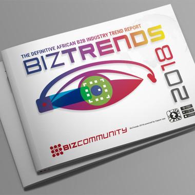 BizTrends 2018 Report cover