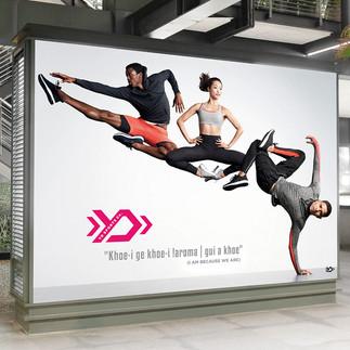 YD Sports Co logo
