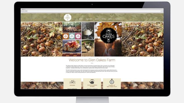 GlenOakes web home page