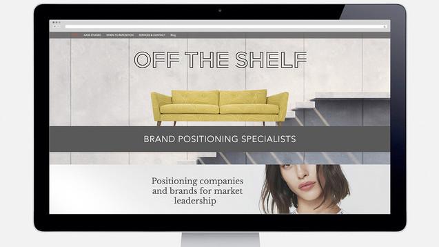 Off-the-Shelf-website