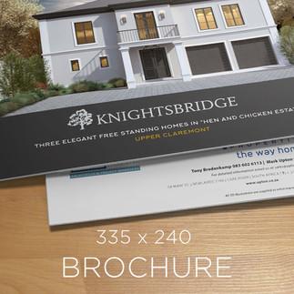 Knightsbridge brochure