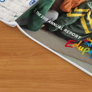 A4 Edupeg Annual Report