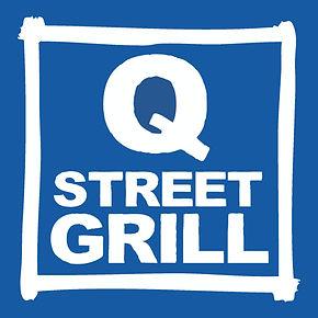Q street Final logo smooth blue WHITE co