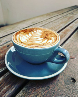 #chillparlour#coffee#latteart