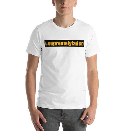 #supremelyfaded Short-Sleeve Unisex T-Shirt