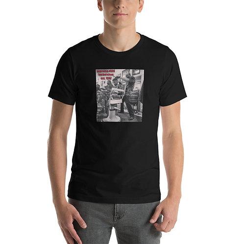 Barber Edition Short-Sleeve Unisex T-Shirt