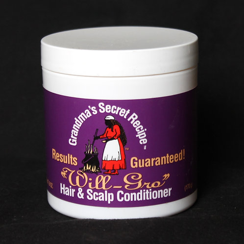 """Will-Gro"" Hair and Scalp Conditioner"