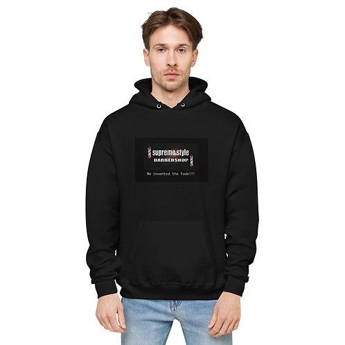 supreme style Unisex fleece hoodie