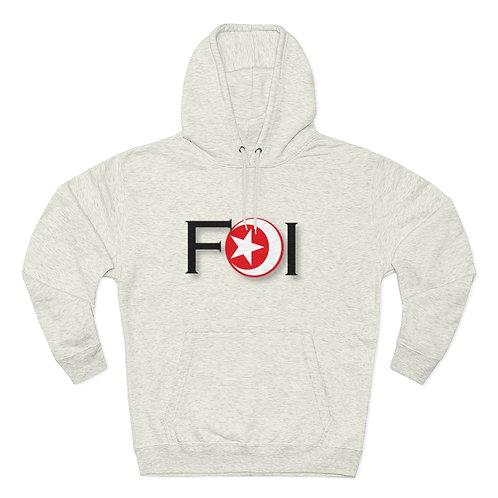 FOI  Premium Pullover Hoodie