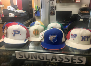Negro League and HBCU fitted caps!!!
