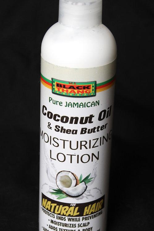 Coconut Oil & Shea Butter Moisturizing Lotion