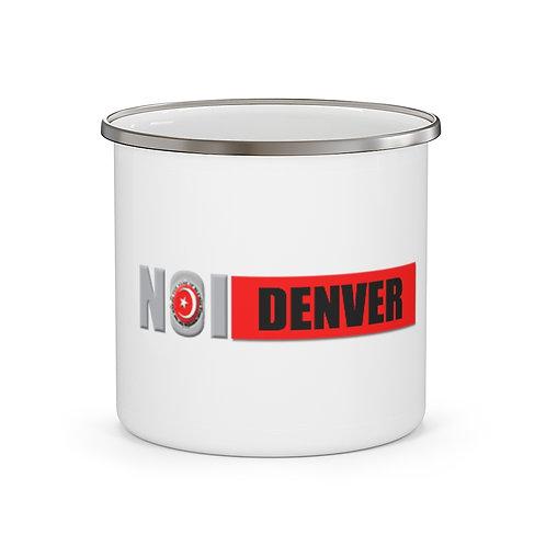 NOI Denver Enamel Camping Mug