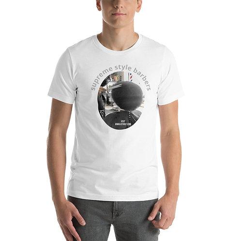 Afro Sis Short-Sleeve Unisex T-Shirt