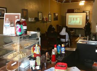 #NOISundays at the Knowledge Cafe!!!