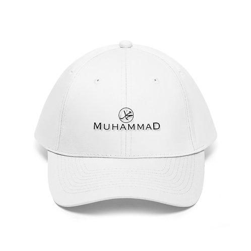 Muhammad Unisex Twill Hat