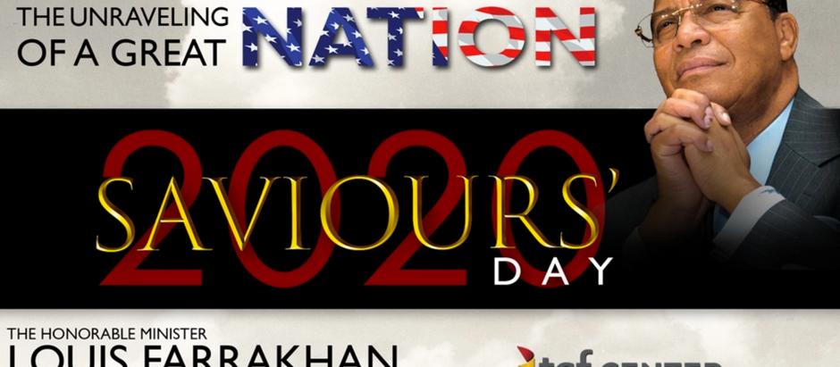 Saviours' Day 2020