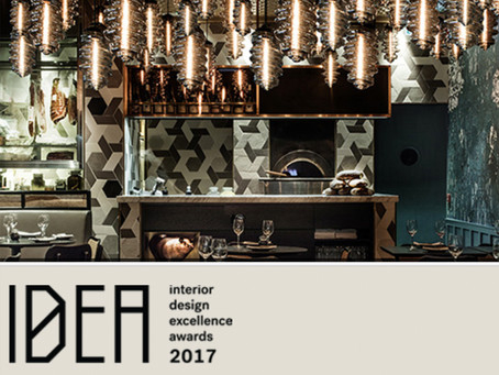 Shortlisted in two categories at the Australian Interior Design Excellence  Awards.