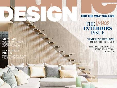 Emma is featured in Home Design Magazine Australia