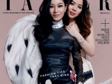 A review in Singapore Tatler