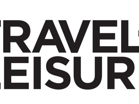 Travel + Leisure magazine reviews Emma Maxwell Design
