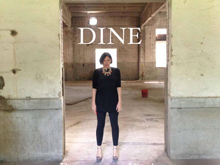 Dine, a new book about Restaurant Design.