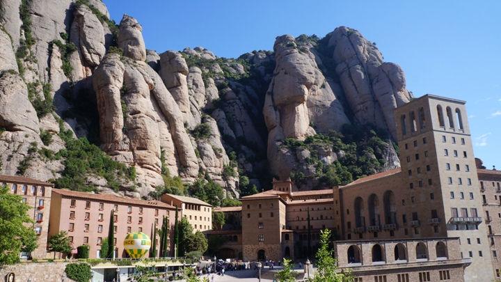 Barcelona - Monestir de Montserrat