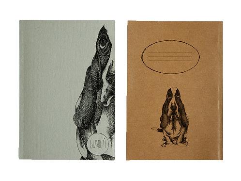 Hushpuppie notebook