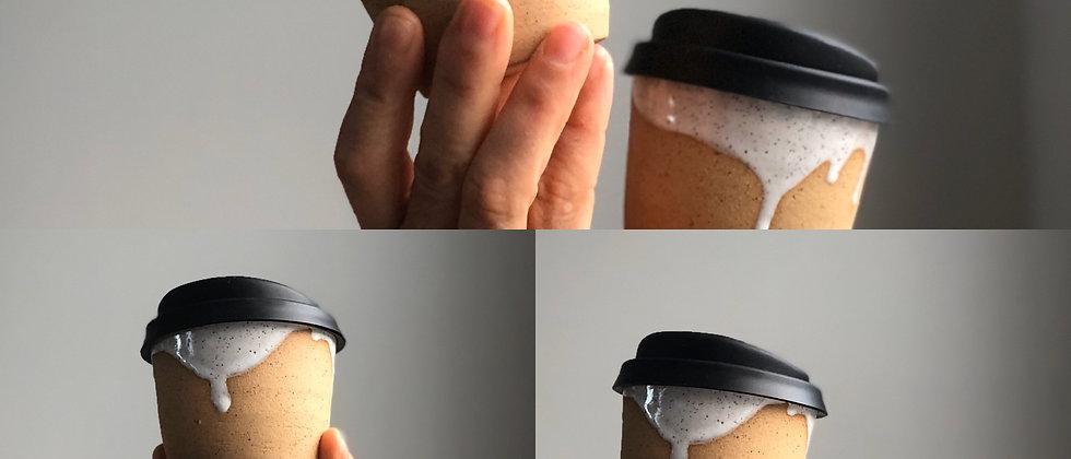 T/A Milk Drip Tumbler 8oz