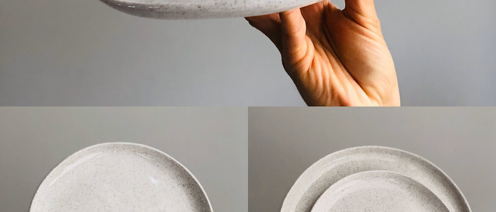 Sand Breakfast Plate