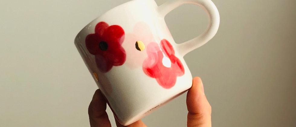 Spring Bouquet Mug