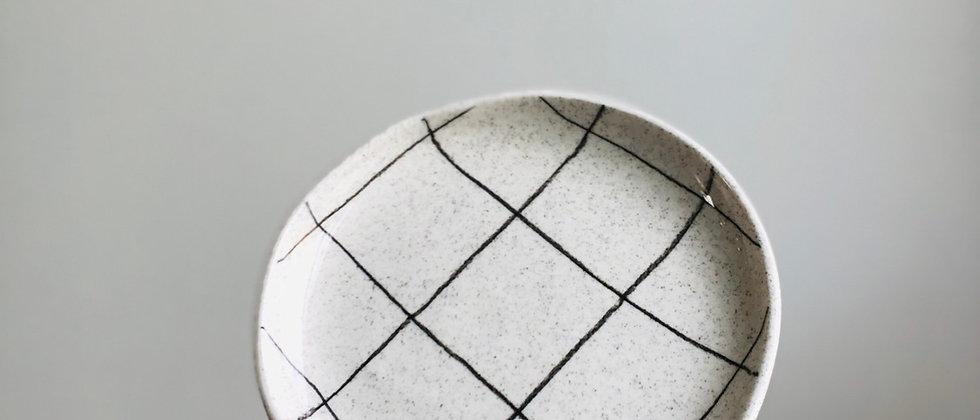 Sand Grid Side Plate