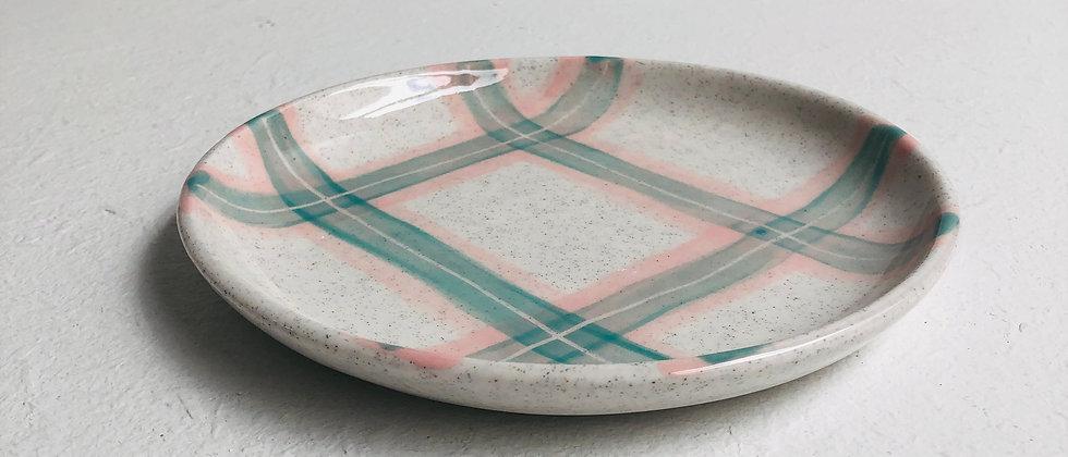 Aunty's Slipper Side Plate