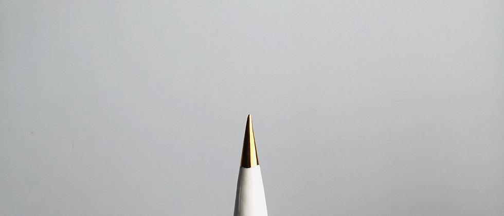 White Ring Cone
