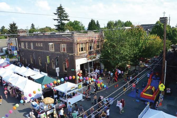 2016 Street Fair is coming soon!