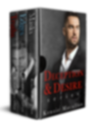 Deception & Desire - V2 -3D Boxset - Tra